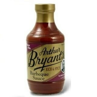 Arthur Bryant's Rich And Spicy BBQ Sauce