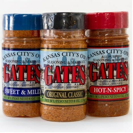 Gates Original Seasoning