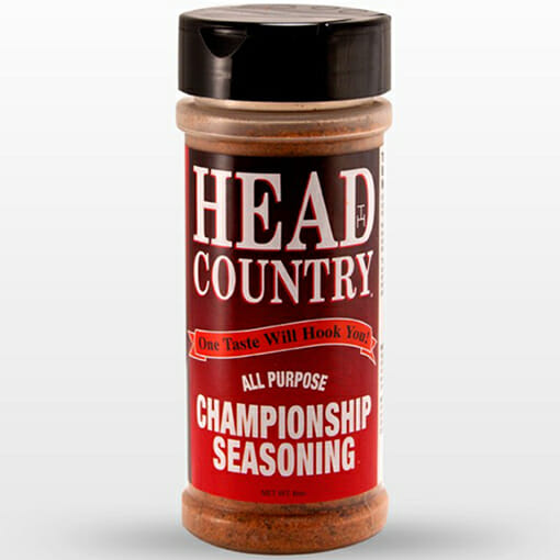 Head Country Championship Rub