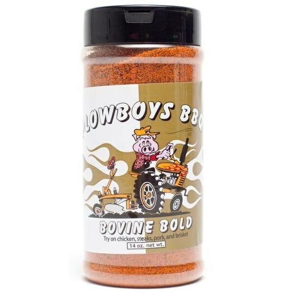 Plowboys Bovine Bold Rub (6.5 Oz.)