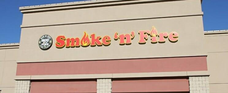 Smoke N Fire Store Pic