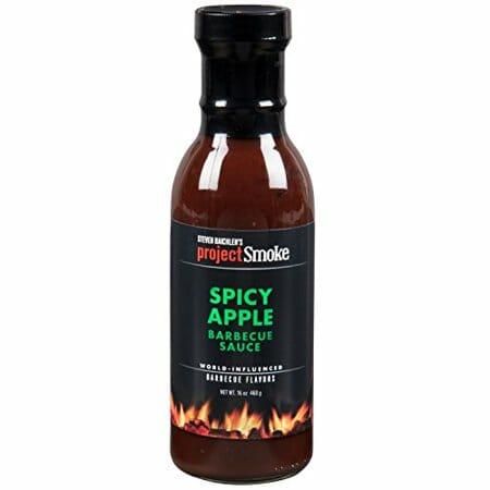 Steven Raichlen Project Smoke Spicy Apple Barbecue Sauce