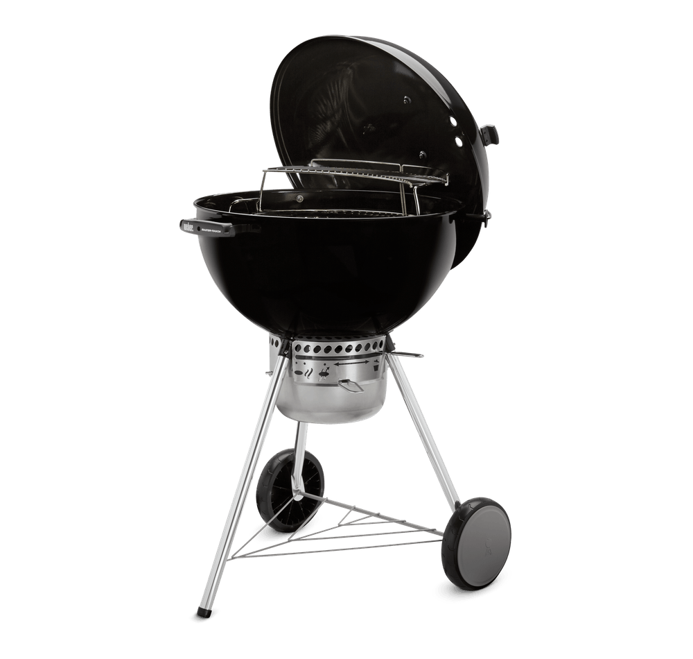 Weber Master-Touch Charcoal Grill 22 inch - Black