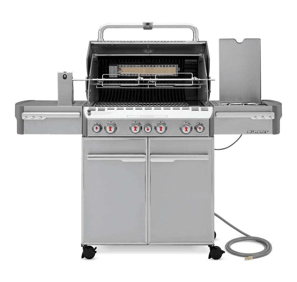 Weber Summit® S-470 Gas Grill (Natural Gas)