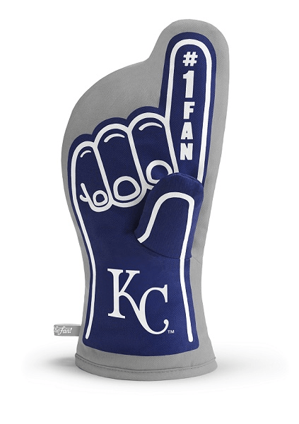 Kansas City Royals #1 Oven Mitt