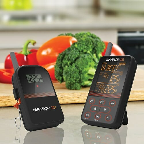XR-40 EXTENDED RANGE PROBE DIGITAL BBQ & MEAT THERMOMETER