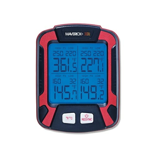 XR-50 REMOTE BBQ & SMOKER THERMOMETER